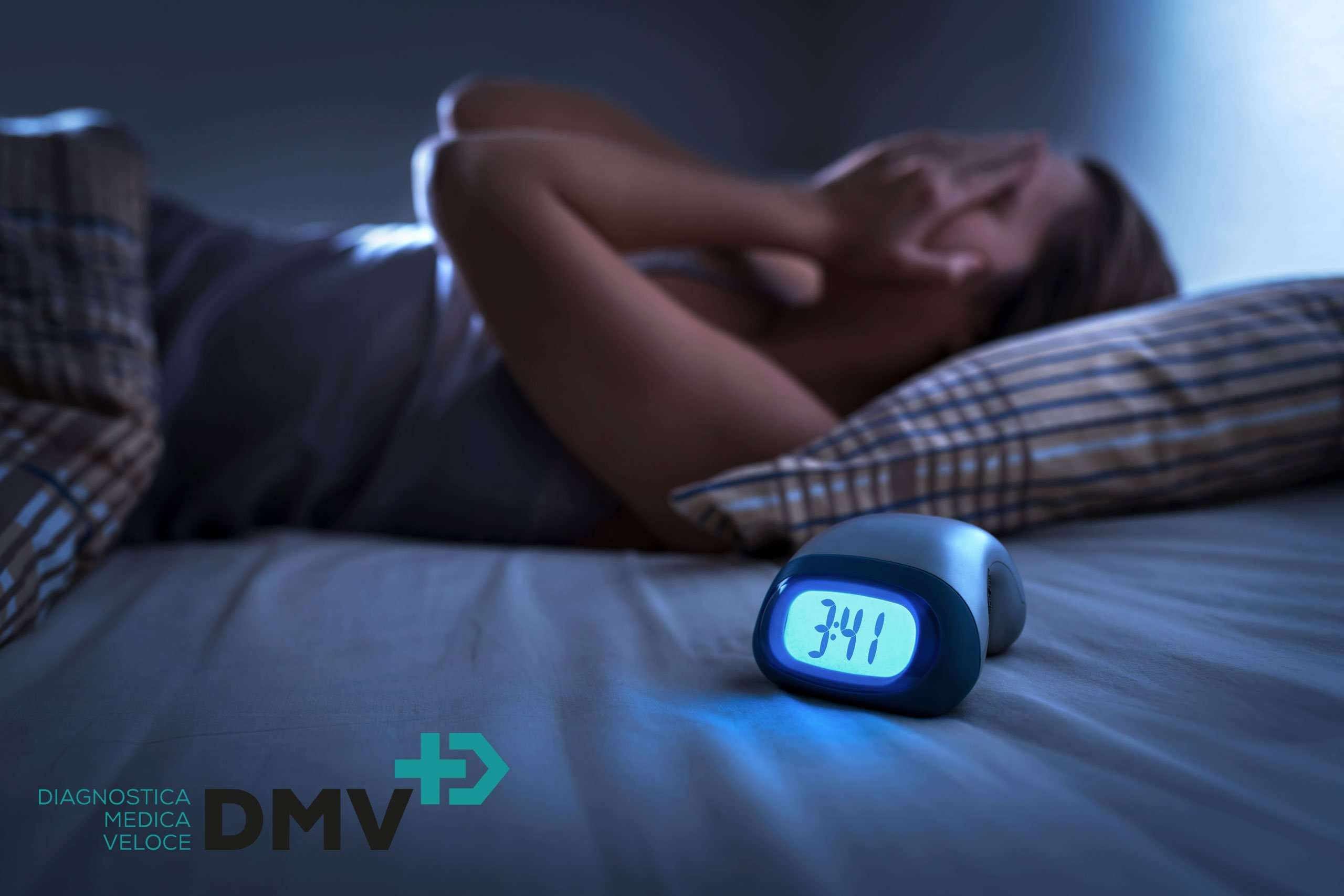 monitoraggio del sonno a domicilio