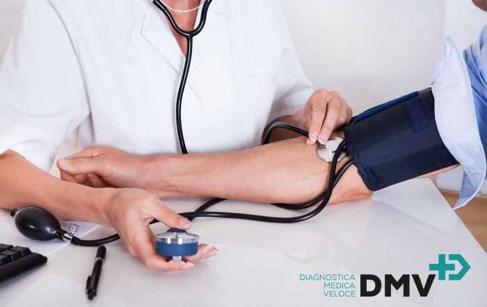 pressione alta diagnostica medica veloce dmv